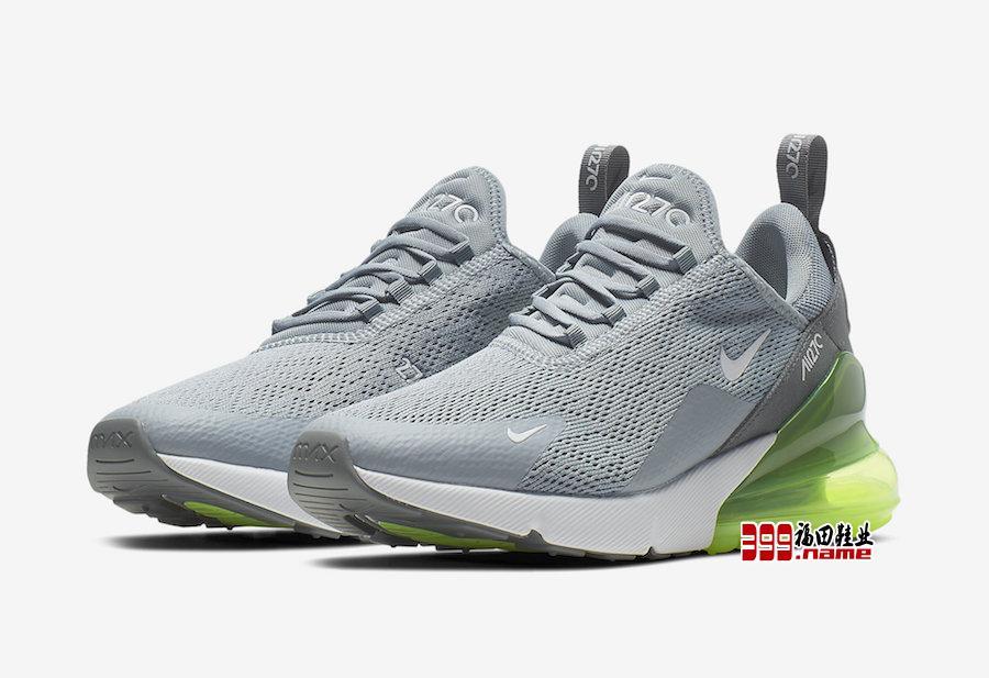 活力十足,Nike WMNS Air Max 270 全新配色释出
