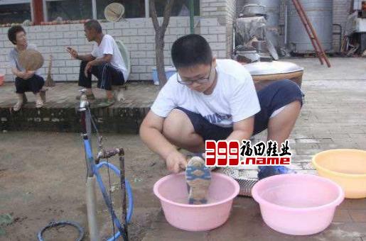 不想洗鞋怎么办?老外发明自动洗鞋机,脏鞋扔进去立马变干净
