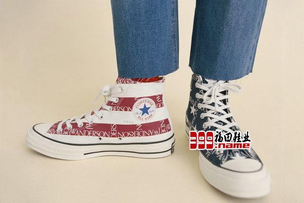 再度来袭,CONVERSE x  JW Anderson 全新联名鞋款即将发售