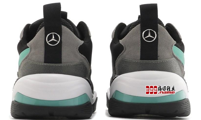 PUMA 与 Mercedes AMG 车队推出 Thunder 特别款