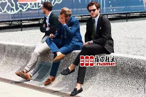 男士鞋子必备的保养常识