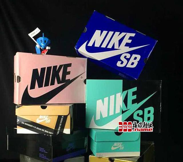 耐克不同颜色的鞋盒有什么含义呢?精仿鞋网小编给你细说