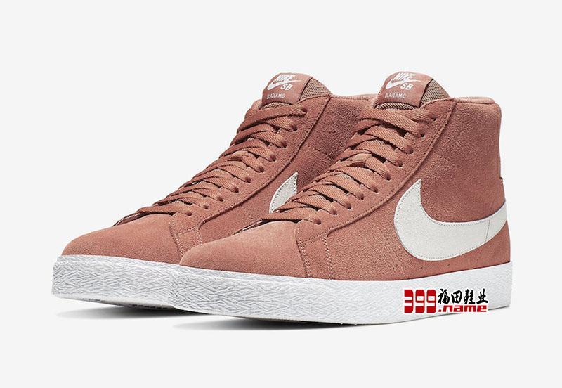 Nike SB Blazer Mid 全新配色即将发售!
