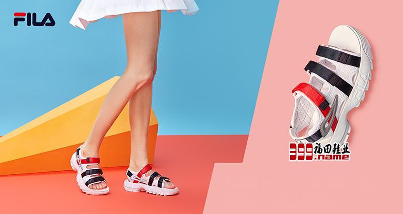 老爹鞋秒变凉拖!FILA Disruptor Sandals 系列刚刚发售