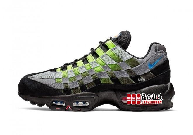 Nike 于近期发布了 Air Max 95的新款拼接配色