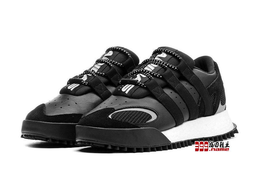Alexander Wang 再度联手 adidas 释出全新联名鞋款