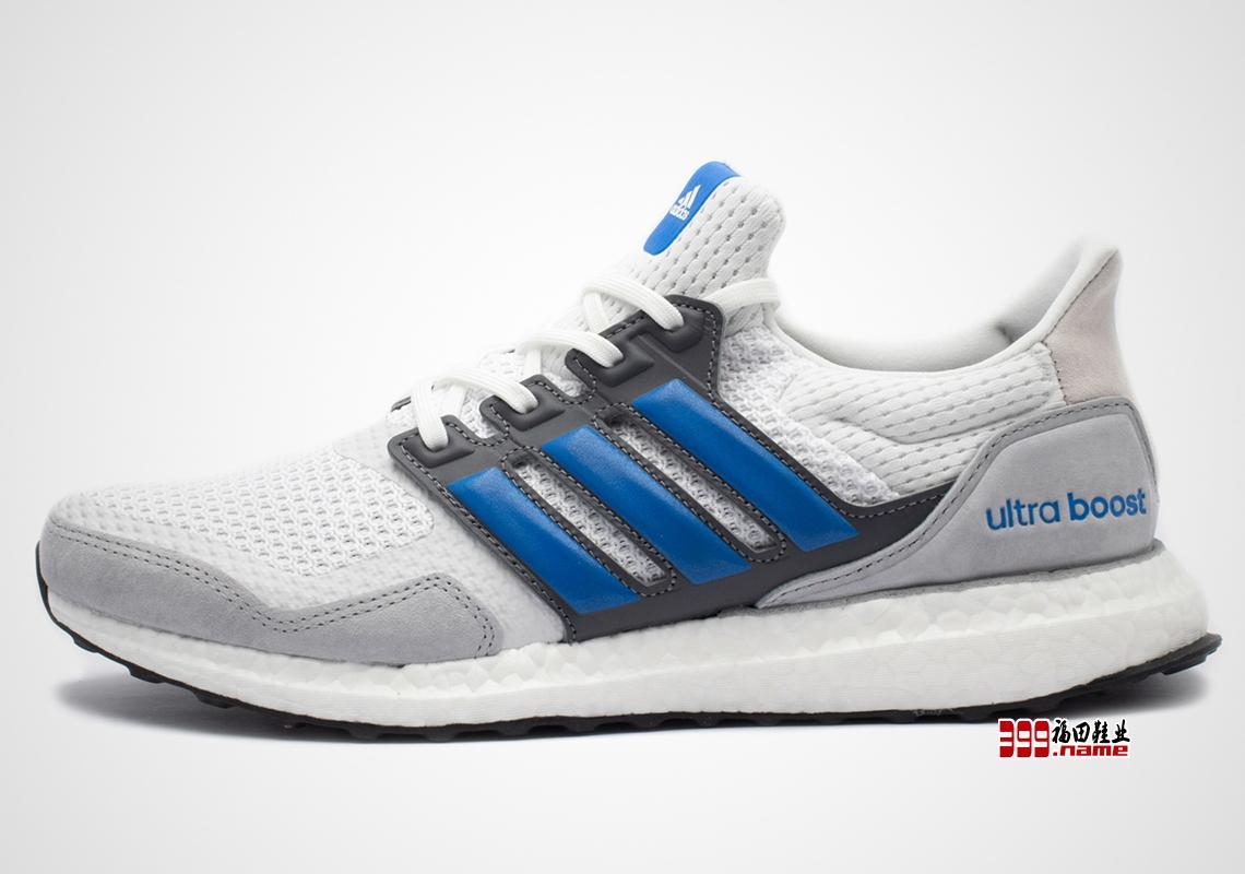 清新亮眼!adidas Ultra Boost S&L 货号:EF0723也许会是你的夏日新选择