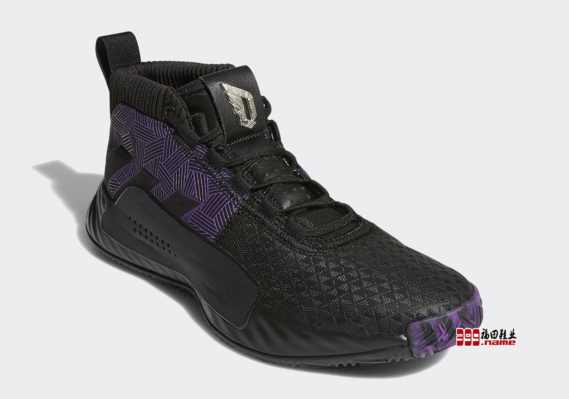 "Wakanda 新科技?adidas Dame 5 全新 ""Black Panther"" 配色释出"