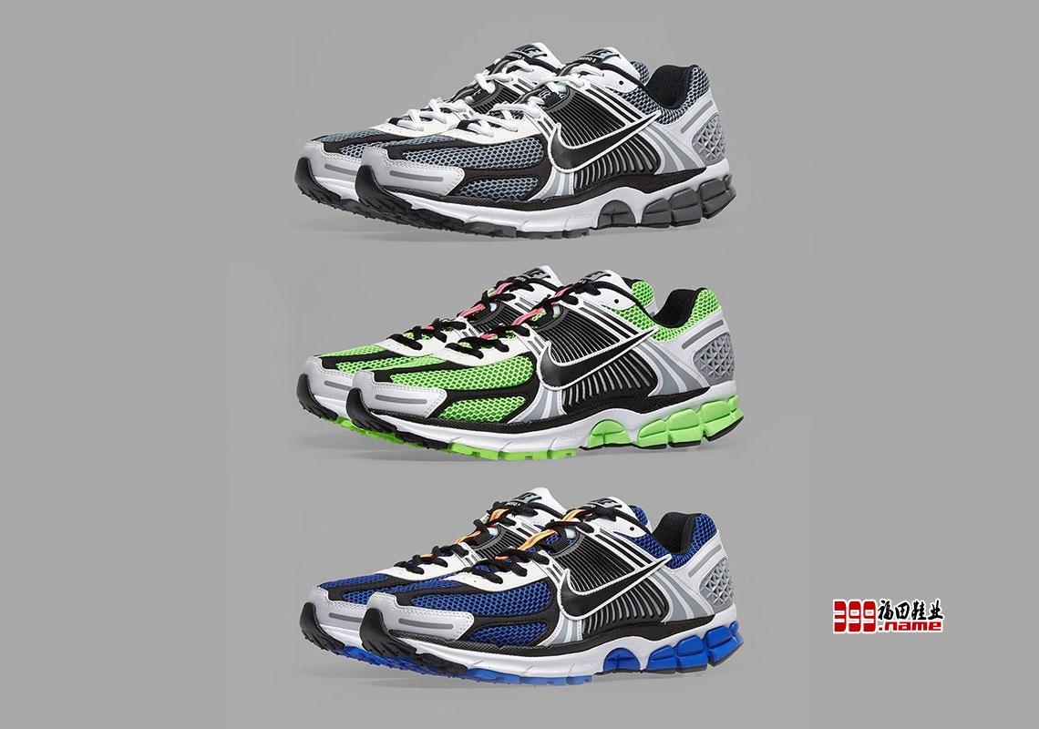Nike Zoom Vomero 5 SE SP 发布三款全新配色