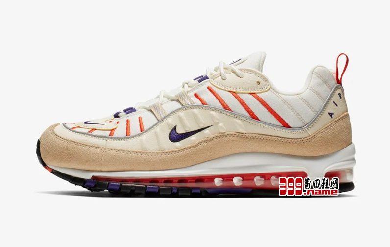 Nike Air Max 98 货号:640744-108