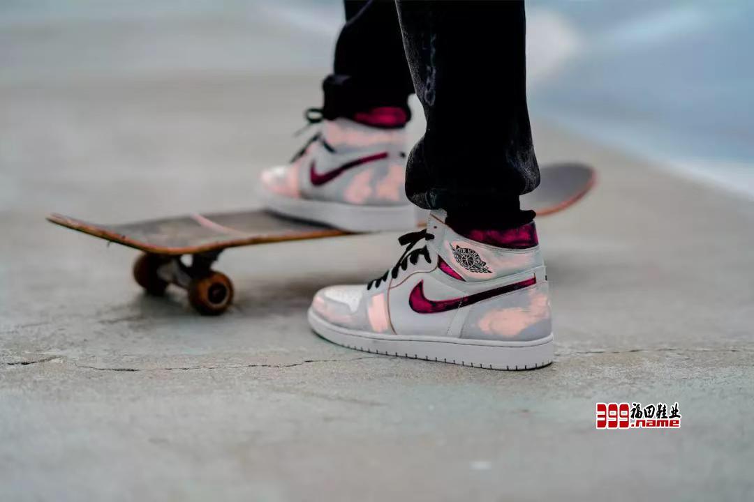 "Nike SB x Air Jordan 1""Defiant 1s ""纽约到巴黎""即将发售"