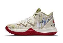 波士顿品牌 Bandulu 释出与 Nike 合作的全新欧文篮球鞋新配色 Kyrie 5