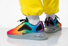 Nike Air Max 720 将加入今年的 Nike BETRUE 阵营