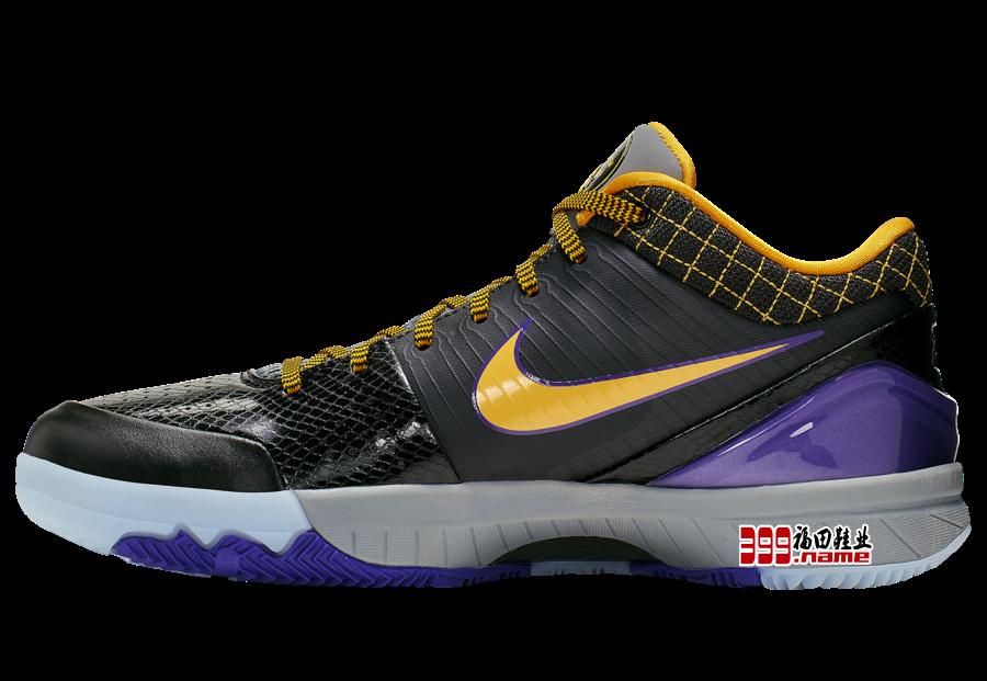 "Nike Zoom Kobe 4 Protro ""Carpe Diem"" 发售日期确认货号: AV6339-001"