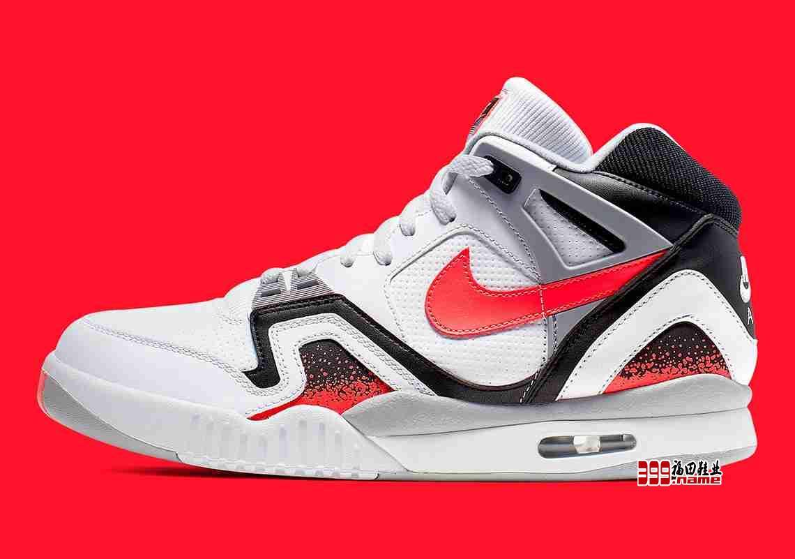 "经典来袭,Nike Air Tech Challenge II ""Hot Lava""即将登场"