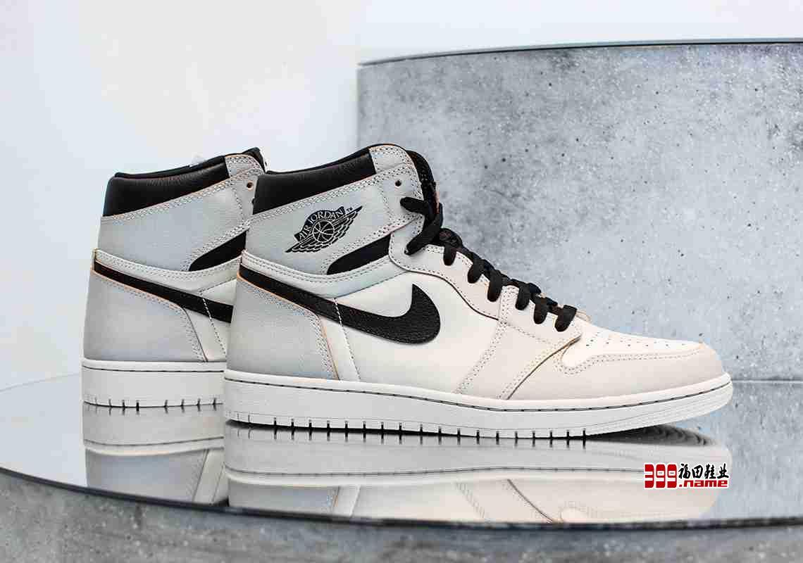 "Air Jordan 1 Nike SB 带来全新配色 ""Light Bone"""