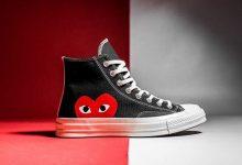 川久保玲CDG x Converse chuck taylor all star 匡威经典1970S硫化帆布板鞋
