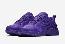 """全紫色调,Nike M2K Tekno Gel """"Hyper Grape"""" 将于近期上架发售"""