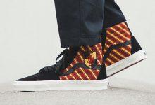 《哈利波特》x Vans 全新联名系列上脚图曝光,有你最喜欢的一双吗?