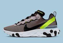 荧光色加入,Nike React Element 55 全新配色即将上架开售