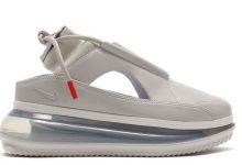 增高神器!Nike 推出拖鞋版本 Nike WMNS AIR MAX FF720