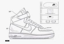 搭载 ALYX 标志性机能搭扣,疑似 1017 Alyx 9SM x Nike Air Force 1 High 曝光