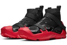Matthew M. Williams 与Nike联名合作套装全新鞋款批露