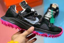 Off-White x Nike Zoom Terra Kiger 5 货号:CD8179-001