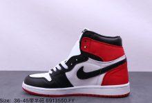 "Air Jordan 1 Satin WMNS ""Black Toe""货号:CD0461-01"