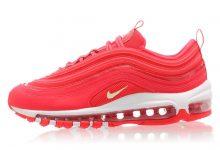 """宝石般闪耀,Nike Air Max 97 """"Red Orbit"""" 即将登场货号为 CI9091-600"""