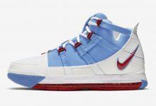 "Nike Zoom LeBron 3 QS ""Houston All-Star""货号: AO2434-400"