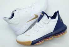 """Nike LeBron 16 Low """"USA""""货号:CI2669-101"""