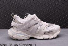 巴黎世家三代全新LED版运动鞋灯鞋