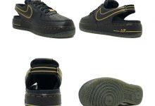 这不是 DIY!Nike Air Force 1 全新凉鞋版本货号 CJ7158-001