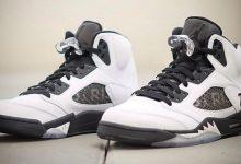 PSG x Air Jordan 5 F&F 全新亲友限定配色图片