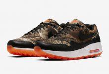"Nike Air Max 1 Golf NRG""Realtree Camo""迷彩印花货号:BQ4804-210"
