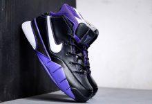 耐克 Nike Kobe 1 PROTRO ZK1 科比1代复刻 官方货号:AQ2728-004