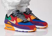 "Nike Air Max 90 ""Viotech""货号:CD0917-600"