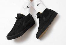 Nike SB Zoom Blazer Chukka经典复古风 货号:AT9765-004