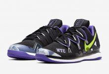 "NikeCourt Air Zoom Vapor X Kyrie 5 ""NYC""欧文5代 货号:BQ5952-002"