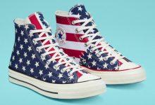 Converse 推出全新解构版星条旗 Chuck 70 All Star
