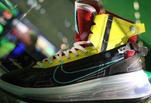 《赛博朋克 2077》打造超限量 Nike Air Max 720 SATRN再度出现在大众视野里