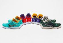 Undefeated x Nike Kobe 4 Protro科比4代 系列全家福