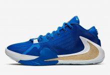 """全新配色灵感呈现,Nike Zoom Freak 1""""Photo Blue"""" 配色释出"""