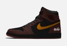 "Air Jordan 1 High OG""Baroque Brown""将于2020年7月正式发售"