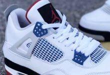 "Air Jordan 4""What the"" 配色货号:CI1184-146"
