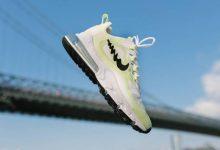 Nike Air Max 270 React 带来全新设计波浪纹 Swoosh
