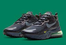 "Nikesportswear 把 Nike Air Max 270 React 也加入到了 ""Just Do It"" 的阵营 官图释出"