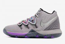 "Nike Kyrie 5 GS"" Graffiti"" 货号:AQ2458-001  发售日期:2019年10月1日"