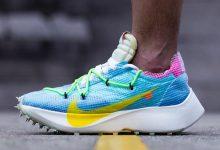 Off-White x Nike Vapor Street 蓝色 货号:CD8178-400  /黄色 货号:CD8178-700 /黑色 货号:CD8178-001